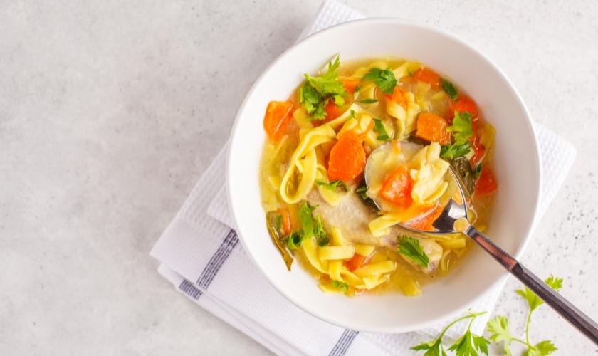 """""""Chicken Noodle Soup"""" Chicken by Suellen"""