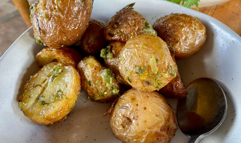 Oven Roasted Potatoes