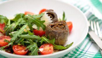 Artichoke Cheese Salad