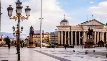 Macedonia On A Bike