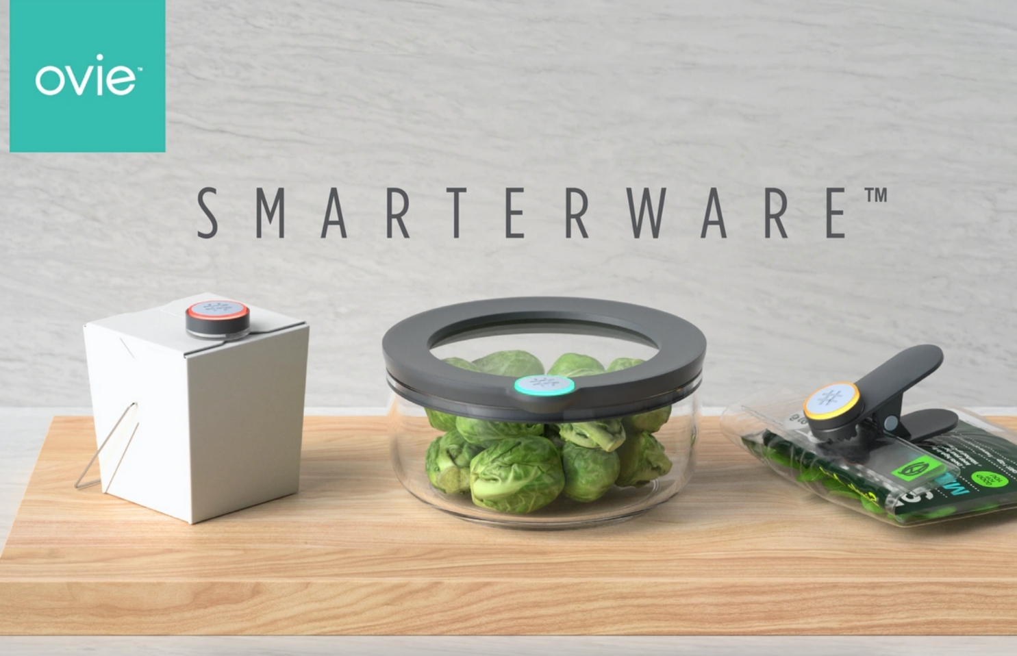 Ovie™ launches Smarterware™