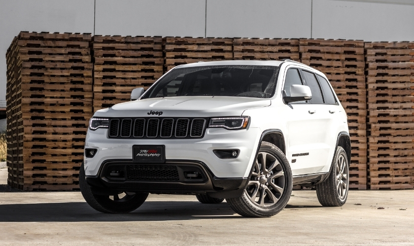 2018 Jeep Grand Cherokee(1)