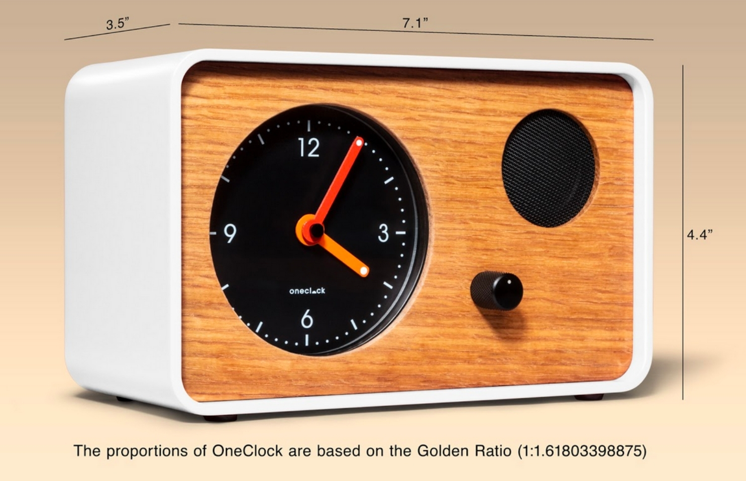 OneClock Wake Up Better