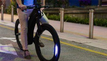 Reevo : The Hubless E-Bike