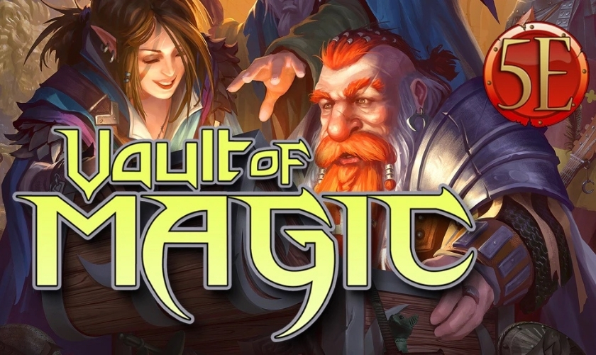 Vault of Magic for 5th Edition