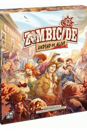 Zombicide: Undead or Alive