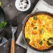 Egg and veggie Frittata