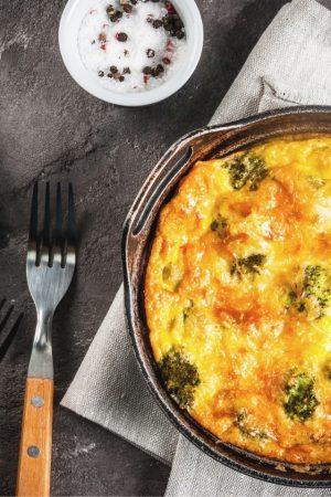 Egg and veggie Frittata