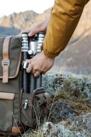 Gitzo Légende Tripod and Backpack
