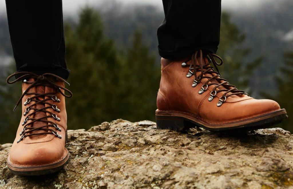 Huckberry Dolomite Boot