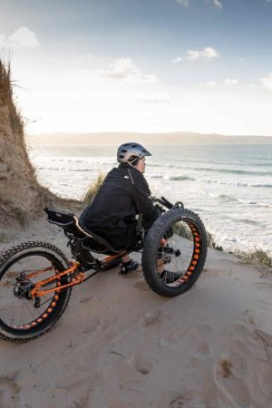 ICE FULL FAT OFF-ROAD RECUMBENT TRIKE